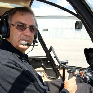 Pilotem vrtulníku na zkoušku pro 1 osobu