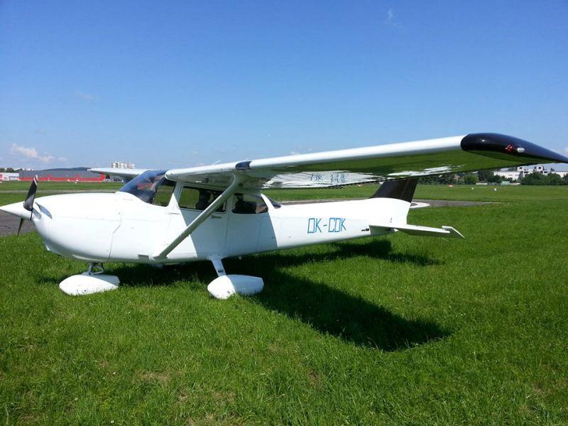 Cessna 172 OK-COK 1