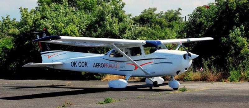 Cessna 172 OK-COK