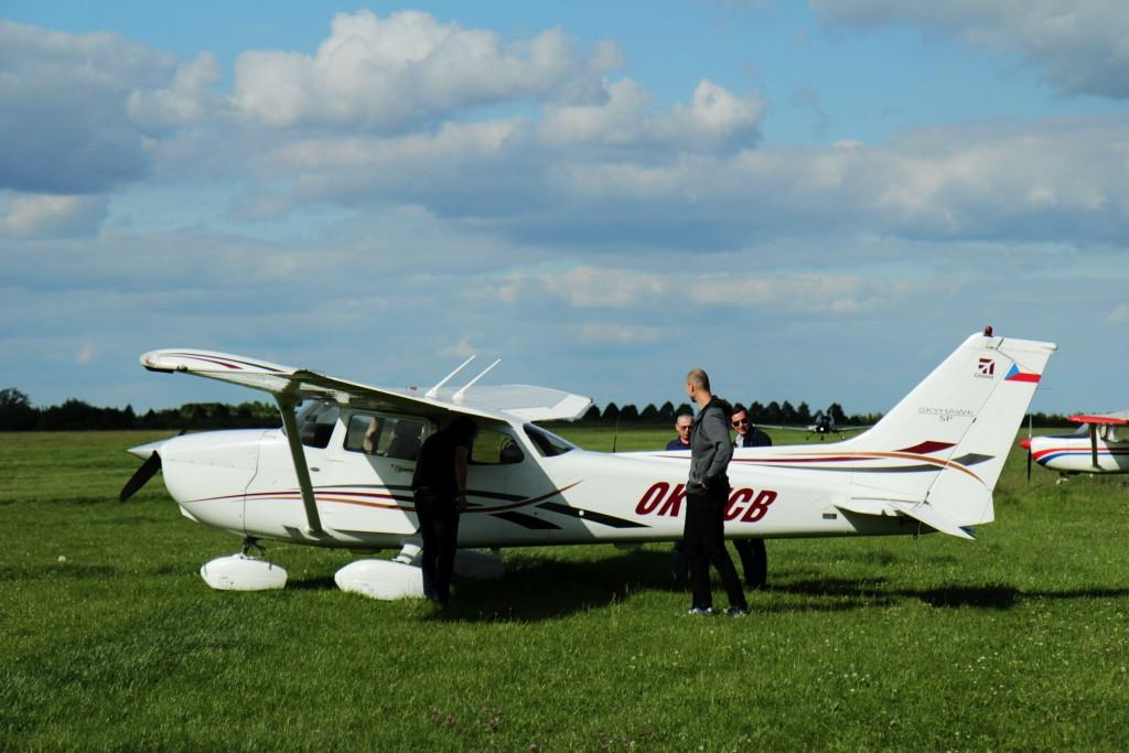 Hornoplošník Cessna