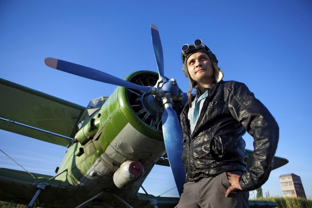 Kapitán letadla