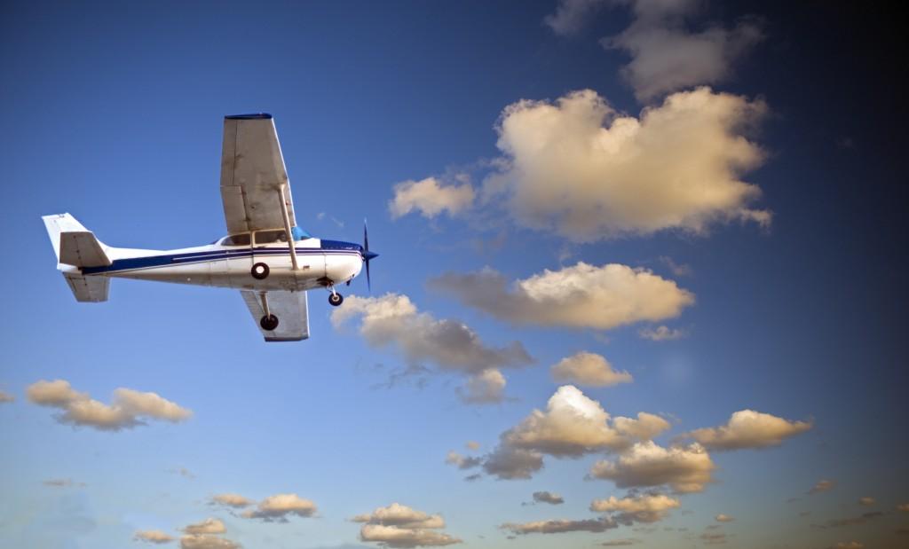 Letadlo, počasí
