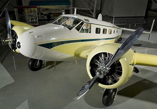 Beechcraft Ambulance