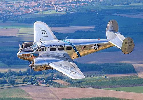 "Letoun Beechcraft Southern Comfort"""
