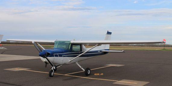 Letadlo Cessna 152