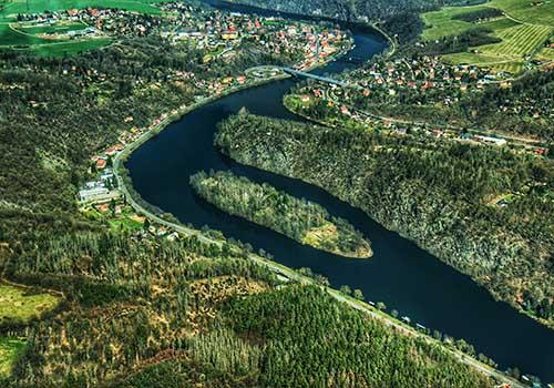 Ostrov na Vltavě