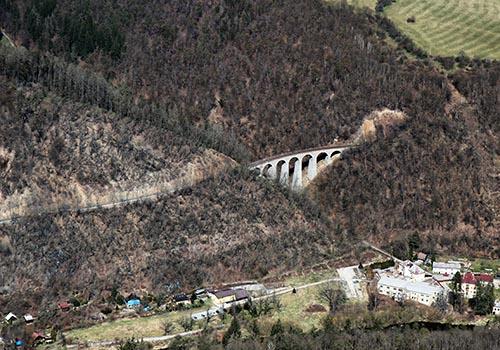 Viadukt Žampach