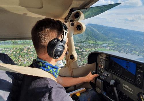 Pilot Cessna 172