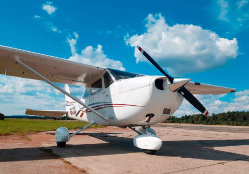 Letadlo Cessna 172